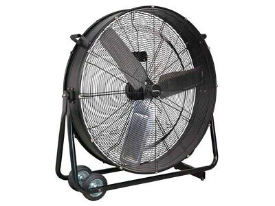 "Sealey HVD36 Industrial High Velocity Drum Fan 36"" 230V"
