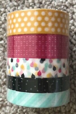 Stampin' Up! Designer Washi Tape - It's My Party BRAND NEW