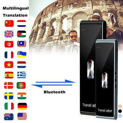 AU Translaty MUAMA Enence Smart Instant Real Time Voice 40 Languages Translator