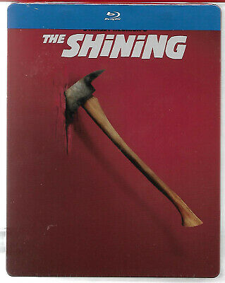 SHINING / Blu-Ray Steelbook Neuf sous blister - VF