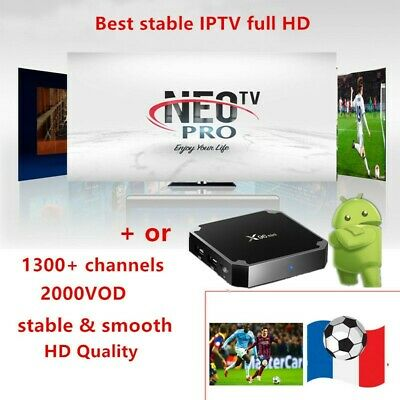 Neo tv pro2 pour android .
