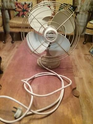 1950s Westinghouse fan.In great working order.