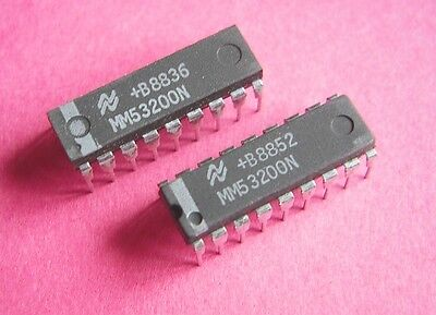 MM53200 / UM3750A REMOTE CONTROL ENCODER ( pack of 2 )