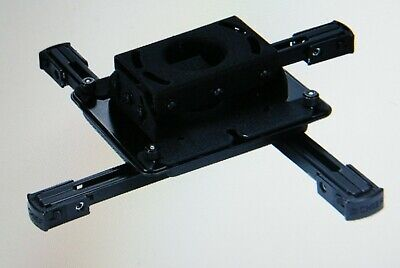 Chief RPAU Inverted LCD/DLP Projector Ceiling Mount (Black) - NEW