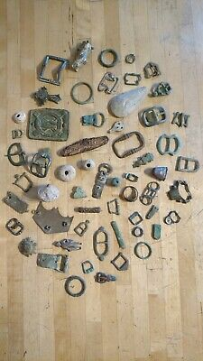 Lot Of Mediaeval Roman Saxon - Metal Detecting Finds - Found Salisbury UK