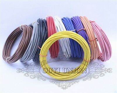 UL1007 24AWG Stranded Cable Wire 1.4mm DIY Flexible Connector Hook up 50Meter
