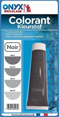 Colorant universel 60 ml Onyx - Noir