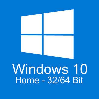 Windows 10 Home 32 & 64 bits OEM-win 10 Home licencia  producto key por e-mail