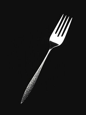 """🍴Wallace Sterling Silver Spanish Lace Salad Fork - 6 3/4""""  👍"""