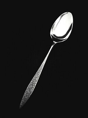 """🍴Wallace Sterling Silver Spanish Lace Teaspoon - 6 3/8""""  👍"""