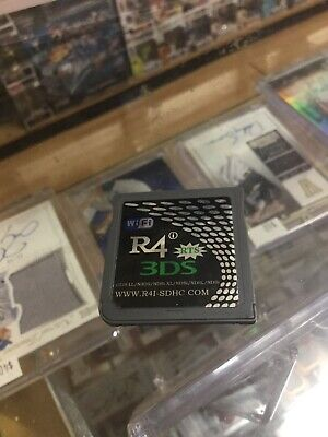 2019 R4I REVOLUTION Gold Pro Games Cartridge - R4 Card DS