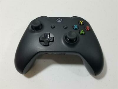 Microsoft Black Xbox One Wireless Bluetooth Controller Gamepad