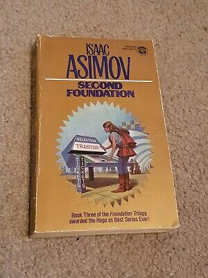 Second Foundation By Isaac Asimov 1983 HB