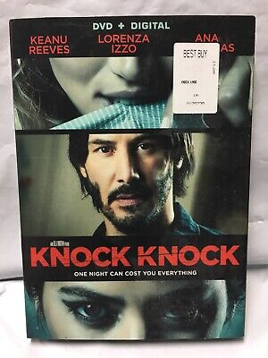 Knock Knock [ DVD] NO DIGITAL