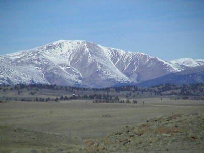 35.12 acre beautiful Rocky Mountain parcel - Park County near Fairplay/Hartsel