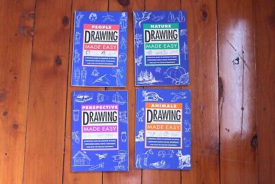 Drawing Made Easy Bundle by Murdoch Books