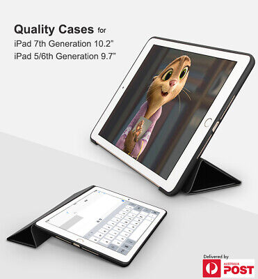 iPad Case for 6th 5th Generation 2018 2017 Shockproof Smart Cover Stand