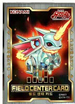 "Yu-Gi-Oh Field Center Card ""Salamangreat Almiraj""  / Korean"