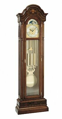 Grandfather clock walnut from Kieninger KN 0117-82-02 NEW