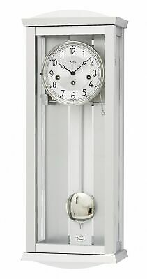 Regulator wall clock, 8 day running time from AMS AM R2749 NEW