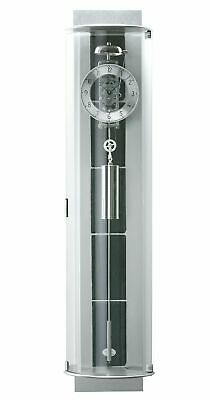 Regulator wall clock, 8 day running time from AMS AM R695 NEW