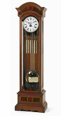 Grandfather clock walnut from AMS AM S2240/1 NEW