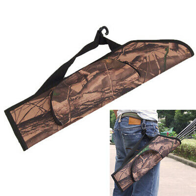 Cible Chasse Tir Carquois Back- Hip Taille Sac Flèche Nœud Support Pochette Neuf