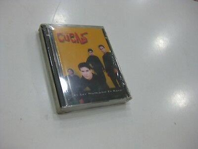 The Cucas Mini Disc the Be Human Is Rare Sealed New