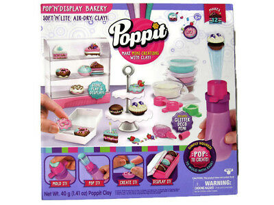 Poppit S1 Hp Playset Bakery Free Shipping
