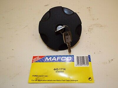 Mafco Locking Petrol Cap Ford Escort Van 442-1714