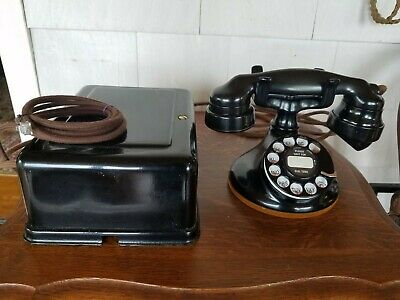 Western Electric 102 Telephone 4H Dial 634A Subset