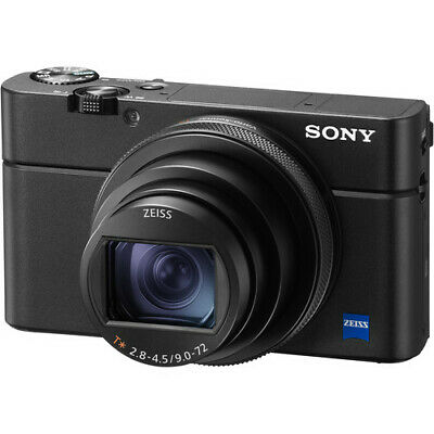 Sony RX100 VI Cyber-shot Digital Camera 20.1 MP with 24-200mm Zoom