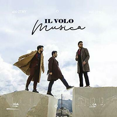 Volo (Il) - Musica (Deluxe) CD NEW