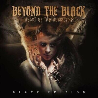 Beyond The Black -  Heart Of The Hurricane (Black Edition) 2CD NEU & OVP