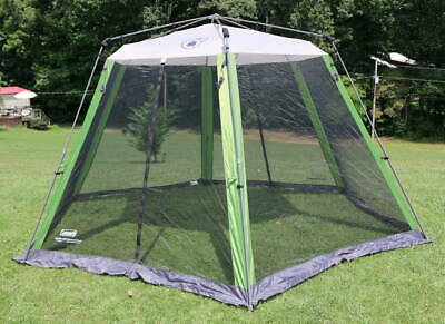 COLEMAN INSTANT SCREENHOUSE, 15'x13'