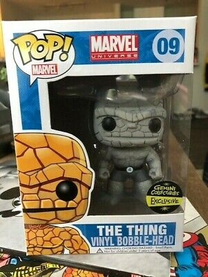 FUNKO POP MARVEL 2013 Toy Anxiety Exclusive Compound Hulk