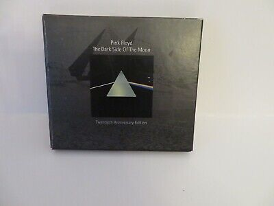 Pink Floyd - Dark Side of the Moon - 20th Anniversary CD Box Limited Edition