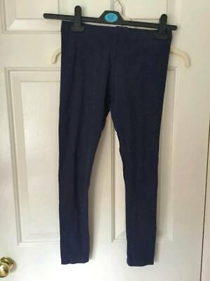 Pair of Navy Trousers/Jogging Bottom Style - Aged 12 by Next