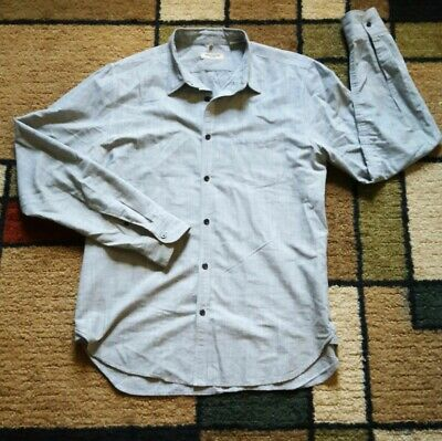 Men's Button Down Shirt  Levi's Made & Crafted size 2