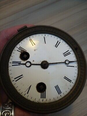 vintage clock mechanism / Movement spares or repairs