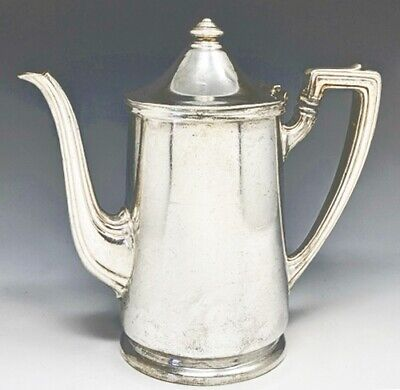 Reed & Barton / Silver Soldered / 2300C / 6P  Hotel Coffee Pot