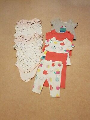 Baby girl clothes bundle Up To 1 Month mother care