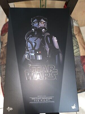 Hot Toys Star Wars First Order Tie Pilot MMS324 1/6 Scale
