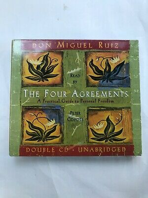 The Four Agreements : A Practical Guide to Personal Freedom by Don Ruiz Miguel