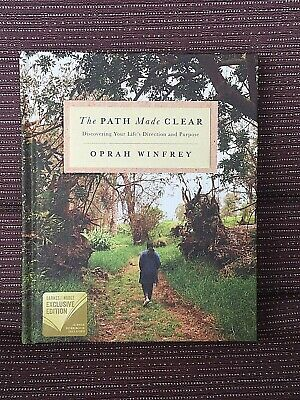 NEW The path made clear Oprah Winfrey  Hardcover