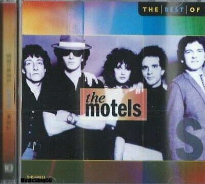 THE MOTELS - The Best Of Series - New Wave Rock Pop Music CD