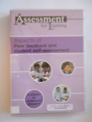 - Aspects Of Peer Feedback And Student Self Assessment [Pc Cd-Rom]