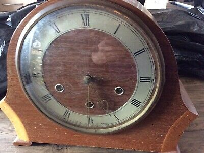 Westminster Chime Clock Spares Or Repairs