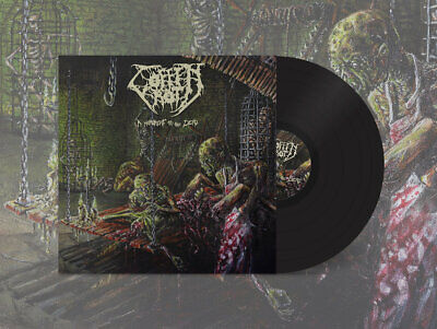 COFFIN ROT - A Monument To The Dead // Vinyl LP limited edition