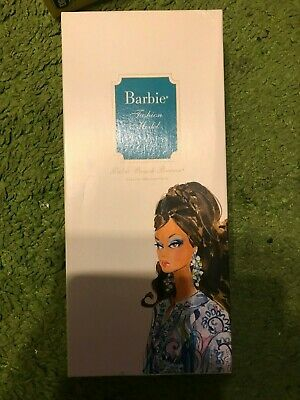 Barbie Collector Palm Beach Breeze Silkstone Fashion Model Doll